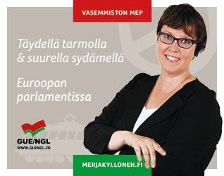 Meppi Merja Kyllönen Pirkanmaalla