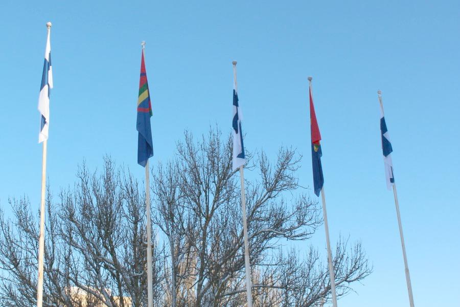 Tampere liputtaa tänään, saamelaisten kansallispäivänä - VASEN KAISTA